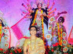 Celebs @ Durga Puja