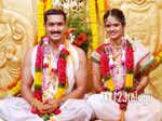 Uday Kiran-Visheeta's wedding