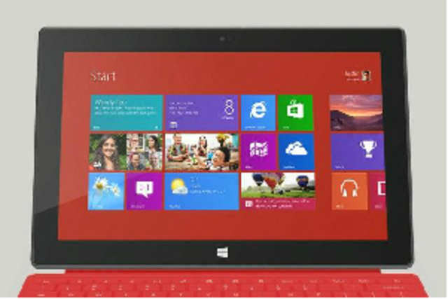 With Windows 8, launched on Friday, Microsoft wants to ensure that its new operating system runs on all form factors – desktops, notebooks and even tablets.