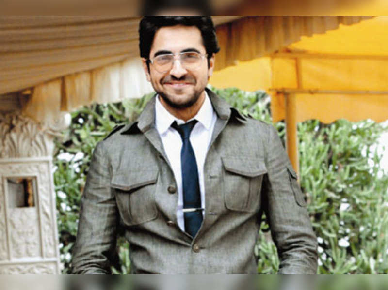 """Ayushmann Khurrana <a href=""""http://photogallery.indiatimes.com/movies/bollywood/vicky-donor/articleshow/12531086.cms"""" target=""""_blank"""">More Pics</a>"""