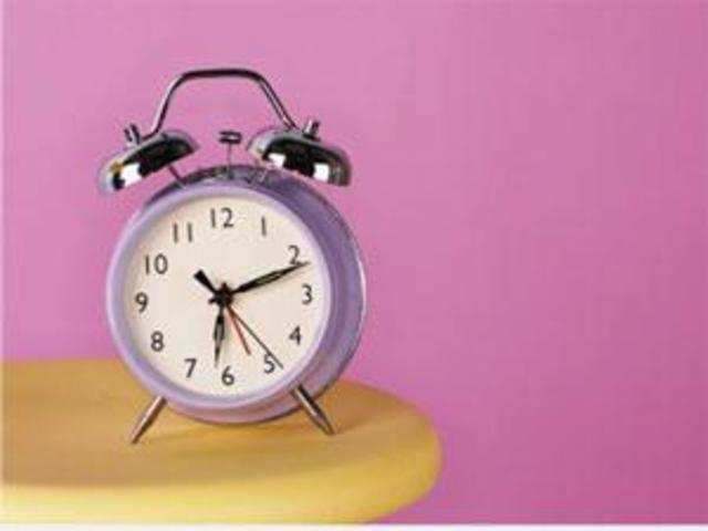 Gadget we can't live without: Alarm clock