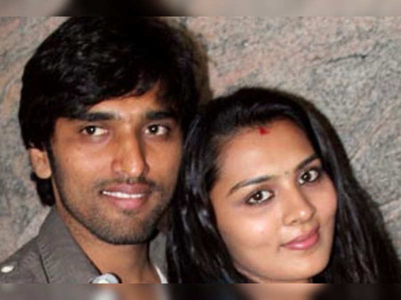 Aneesh and Sindhu in Coffee With My Wife