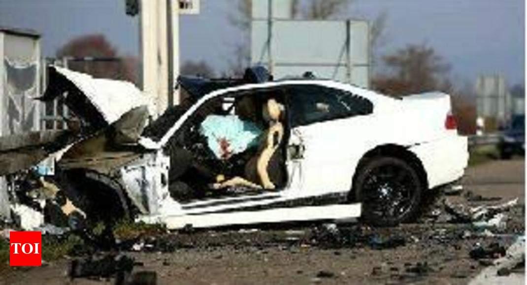 Nri Techie Nri Techie Killed In Road Accident In California Times