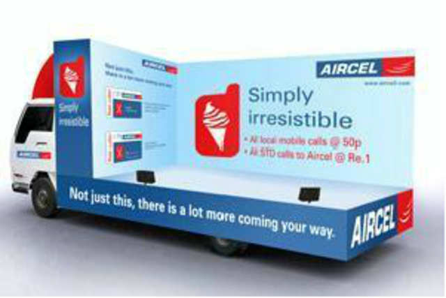 The telecom disputes tribunal on Friday directed Aircel to pay SMS termination fee of 5 paise per message to Vodafone till the matter is finally resolved by it.