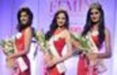 Pond's Femina Miss India Indore 2013 Indore announces the winners