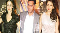 B-town and TV stars at Golden Petal Awards 2012