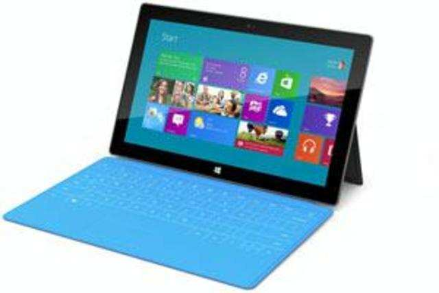 Microsoft's strategy of selling its Surface tablet only from the company's retail stores in the US and its website is 'killing' the product, says a new research.