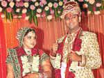 Shikha and Archiit's wedding ceremony