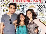 Imran, Anushka promote 'MKBKM'