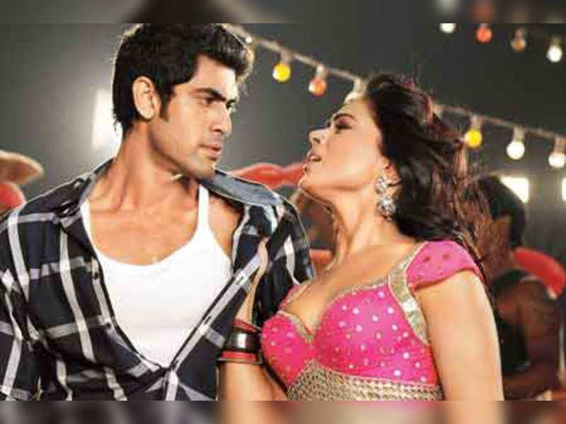 Sameera sizzles with Rana Daggubati in an item song