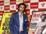 Ranveer Singh at mag launch