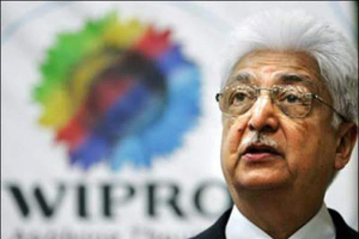 Wipro: Wipro chairman Azim Premji meets Tamil Nadu's CM J ...