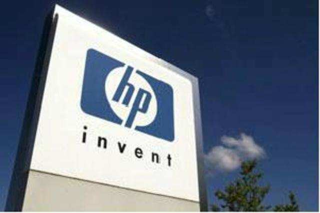 HP said it expects PCs with Windows 8 operating system to contribute 25-30 per cent to its computer sales next year.