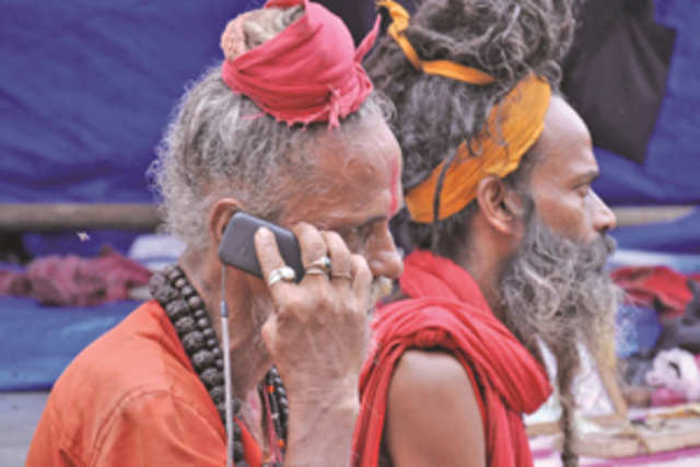 With state-of-the-art technology being put in place to keep an eye on every person entering and exiting the mela area, getting lost in Maha Kumbh 2013 could, in fact, pose a giant challenge.