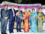 Divya & Praveen's reception bash