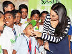 Sona @ Smile Foundation event