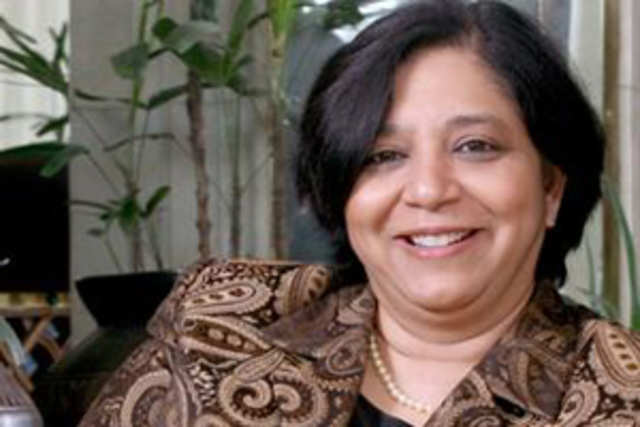Vanitha Narayanan, IBM India's new MD