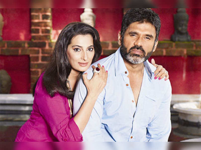 Involve your family in whatever you do: Suniel Shetty