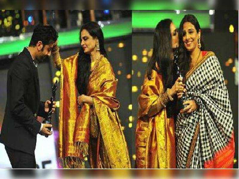 Watch Filmfare Awards at 8pm tonight