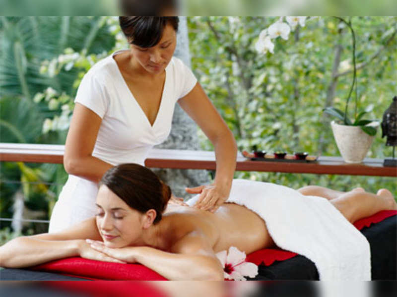 Massage can do wonders to body, mind