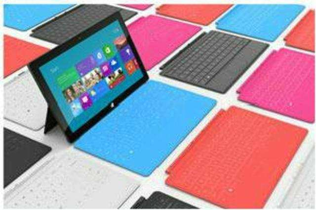 Microsoft's chief financial officer Peter Klein revealed that the company is working on new Surface tablets to address a wider price range.