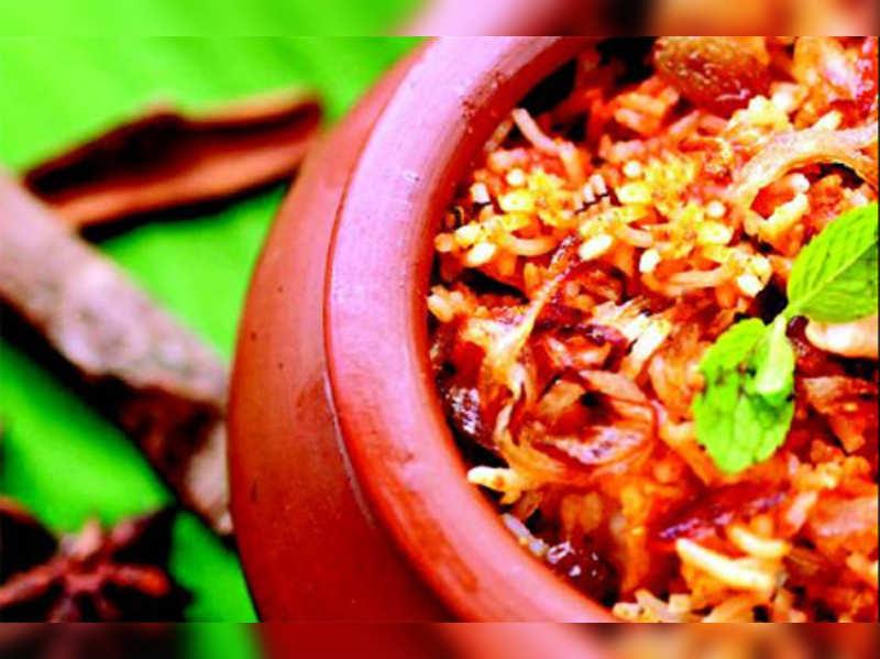 What makes Kolkata biryani so exotic