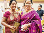 Anushia & Roy Antony's reception bash