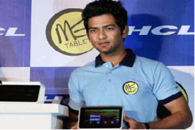HCL Infosystems appointed cricketer Unmukt Chand as the brand ambassador for its 'HCL ME' tablet range.