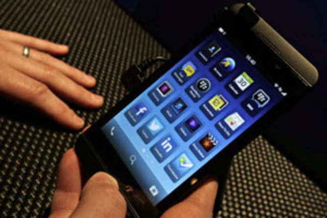 A recent report says that BlackBerry is launching Z10 in India on February 24 for a whopping Rs 39,000.