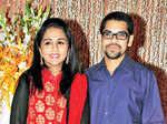 Kanika & Ankush's reception