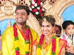 Hemachandra & Sravana Bhargavi's wedding