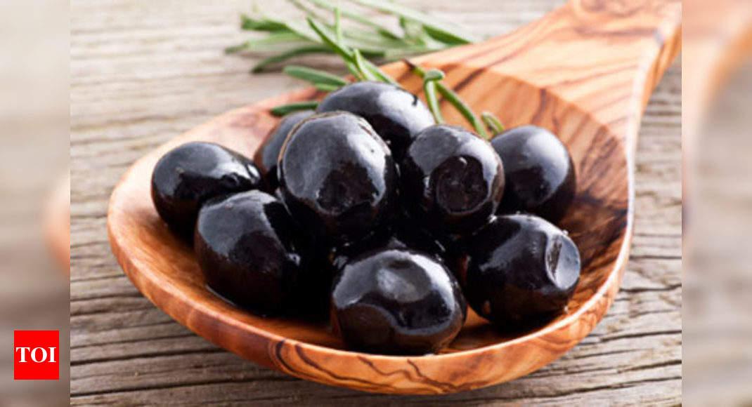 are olives ok diet food