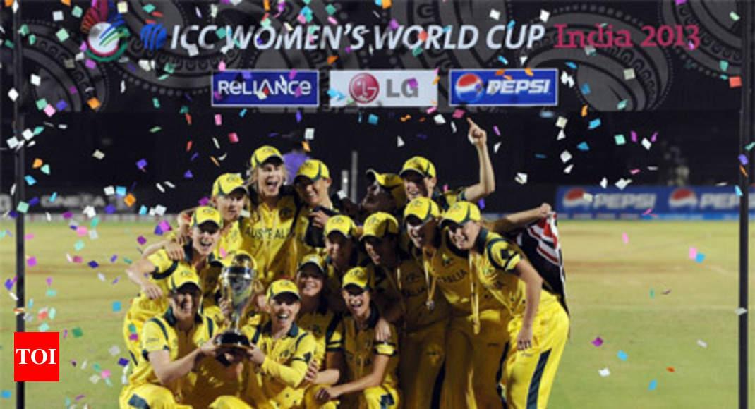 Australia thrash West Indies to win sixth ICC Women's World