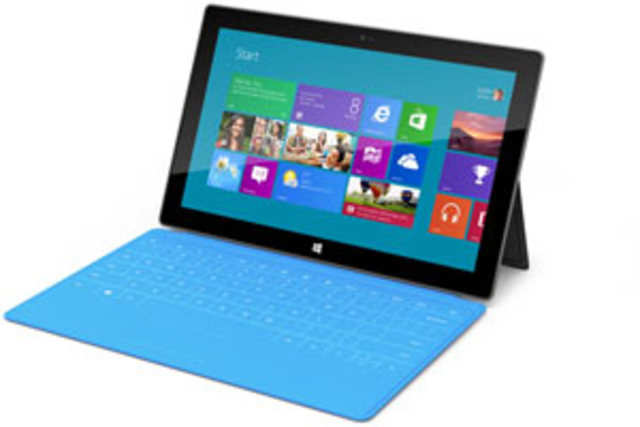 On February 15, Microsoft announced that it will be taking pre-orders for Surface Pro.