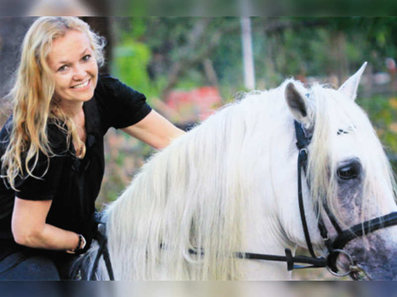 Horse riding: From hobby to sport