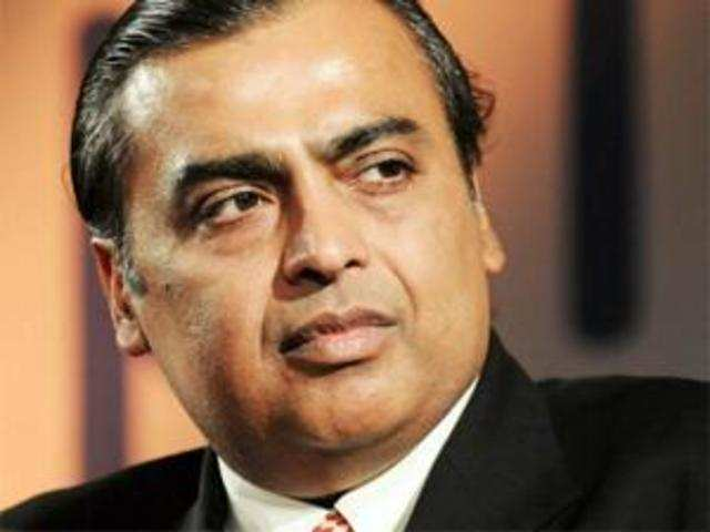 Mukesh Ambani, who was a late entrant in the telecom arena with CDMA technology, had to exit the sector as part of a family settlement with his younger brother, Anil. (TOI Photo)