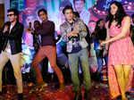 Music launch: 'Chashme Baddoor'