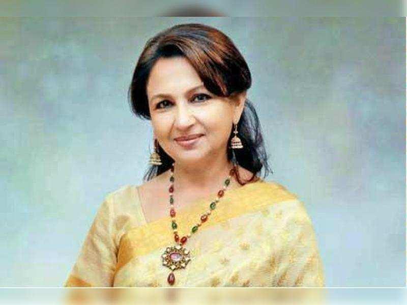 Sharmila Tagore hospitalised, misses inaugural Pataudi lecture