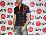 Celebs attend Savvy magazine's party