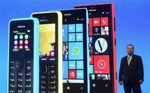 Nokia banks on budget phones to take on Samsung