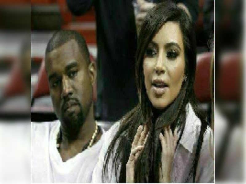 West warns Kardashian against nude shoot?