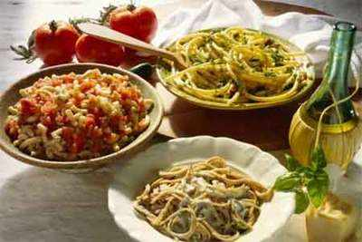 How to make a healthy pasta dinner