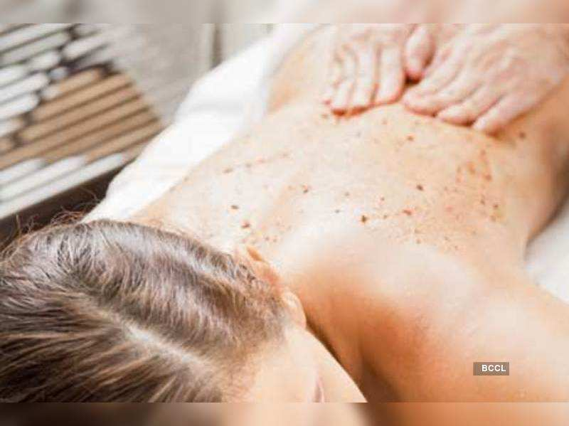 Your guide to body-polish treatments - Times of India