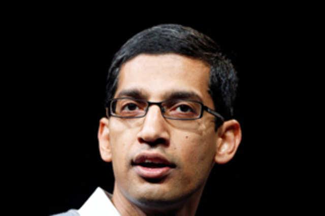 Sundar Pichai , Google's new Android chief