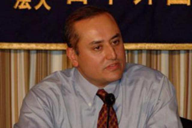 Hotmail-founder Sabeer Bhatia