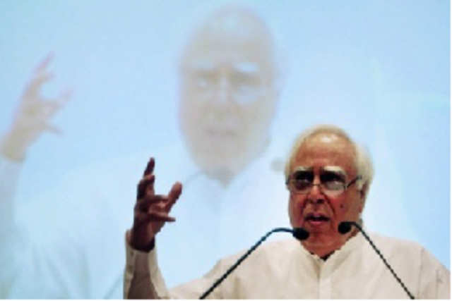 Kapil Sibal's comments came at a time when Indian government was facing a criticism over its perceived attempts to censor the web and social media.