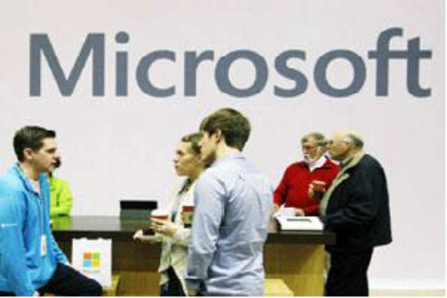 Microsoft India is witnessing a churn at the senior level, with at least three business unit heads on the verge of leaving the company.