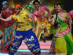 TV artists perform at 'SAB KI HOLI' event