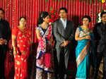 Swati & Ameya's wedding reception