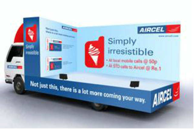 Aircel and Vodafone are betting on the persuasive power of women to boost sales.